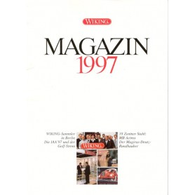 Wiking 06604 Wiking Magazin 1997