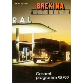 Brekina 12140 Brekina Autoheft 1998/1999