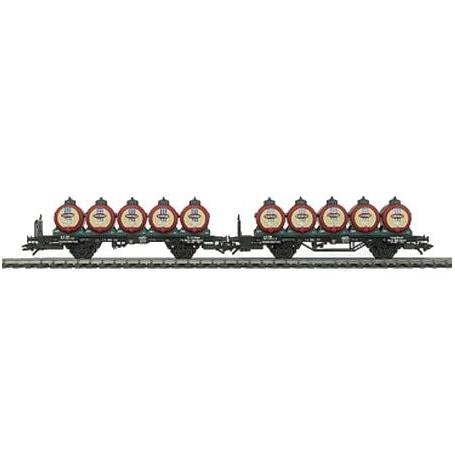 Märklin 46252 Godsvagnsset för mjölktansport