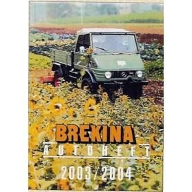 Brekina 12203 Brekina Autoheft 2003/2004
