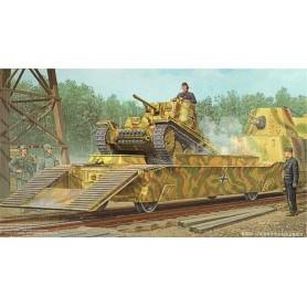 Trumpeter 01508 German Panzerträgerwagen