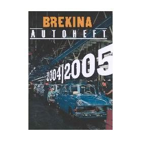 Brekina 12204 Brekina Autoheft 2004/2005