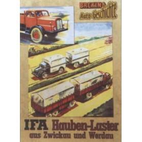 "Brekina 11011 Brekina Auto-Geschichte ""IFA Hauber-Laster"""