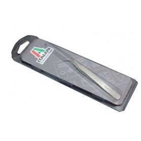 Italeri 50813 Pincett 7 SA, vinklad, rostfritt stål