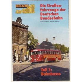 """Brekina 11012 Brekina Auto-Geschichte """"Teil 1: Bahnbusse"""""""