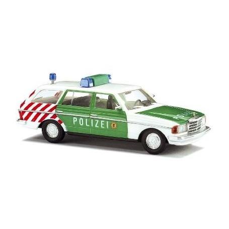 """Busch 46802 Mercedes W 123 T """"Polizei"""""""