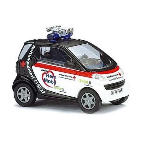 Busch 48924 Smart City Coupé »Herz Mobil«