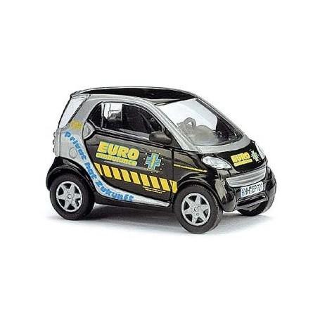 Busch 48931 Smart City Coupé »Euroambulance«