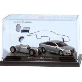 Busch 49934 Modellauto-Set »Design Evolution«