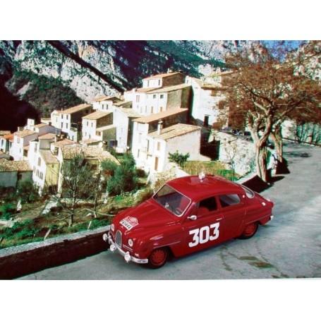 """Trofeau 1502 SAAB 96 """"1 Monte Carlo 1962 Erik Carlsson / Häggbom"""""""