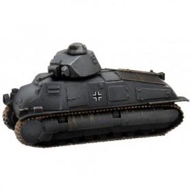 Artitec 38769Wt Tanks Somua 1935 S captured, vinterkamouflage