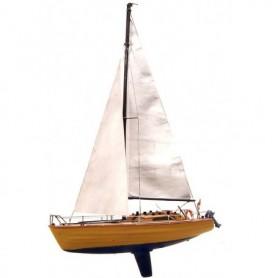 """Artitec 50119 Segelyacht """"Waarschip 10-10"""""""