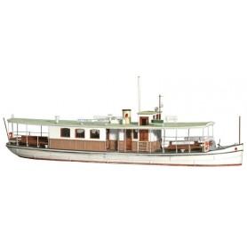 Artitec 54109 Ångslup / Passagerarbåt M/S Forelle