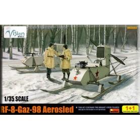 Vision 35003 RF 8 Gaz 98 Aerosled