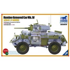 Bronco 35081 Markfordon Humber Armored Car Mk.IV
