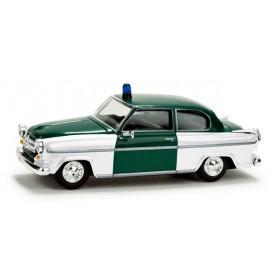 "Herpa 049344 Borgward Isabella Limousine ""Bremen police department"""