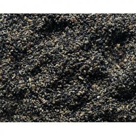 Faller 170722 Ballast, rälsballast, mörkbrun, 140 gram i påse