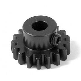 XRay 355717 Pinion, 17t, XB808e, Mod 1, 1 st