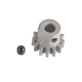 Novak 5101 Pinion, 12t, Mod 1, 1 st. Härdat stål, för 5 mm axel