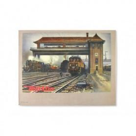 Märklin 012085 Märklin Katalog 1932 Tyska Reprint