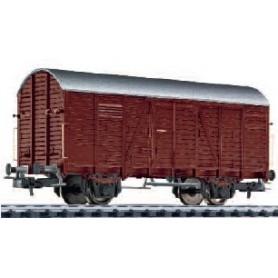 Liliput 235099 Täckt godsvagn Gm 143 112 typ ÖBB med bromsplattform