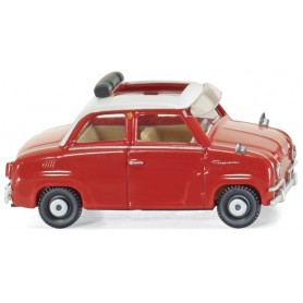 Wiking 18449 Glas Goggomobil with folding roof 1964