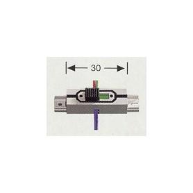Fleischmann 6901 Kontroll för signallampor, mått 30 mm