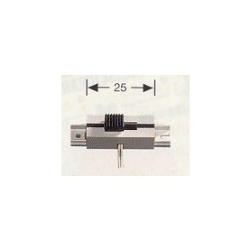 Fleischmann 6903 Av/På-kontakt för sektioner, lampor etc, mått 25 mm