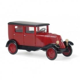 Rietze 83054 Renault NN1 Limousine, svart/röd