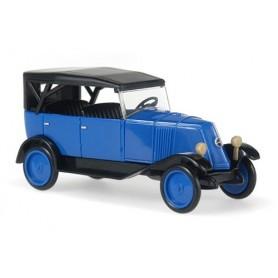 Rietze 83056 Renault NN1 Cabriolet Torpedo, blå/svart