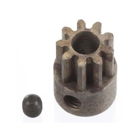 Novak 5110 Pinion, 10t, Mod 1, 1 st. Härdat stål, för 5 mm axel