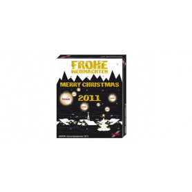 Herpa 157971 Herpa advent calender 2011 with 24 car models