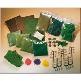 "Auhagen 76990 Startset ""Landscaping Set"""
