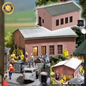 Busch 1477 Förvaringsgshus för gruvutrustning