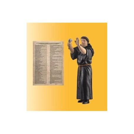 Viessmann 1595 Martin Luther, rörlig figur