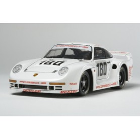"Tamiya 24320 Porsche 961 ""Le Mans 24 Hours 1986"" Snap Kit"