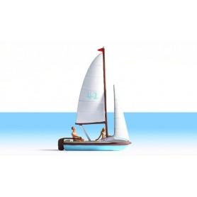 Noch 16824 Segelbåt, 1 st (ej flytande)
