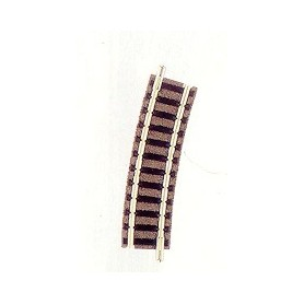 Fleischmann 9127 Kurva, Radie 2, 225,6 mm 15°