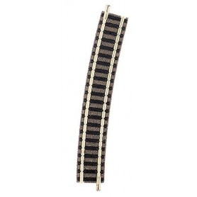Fleischmann 9131 Kurva, Radie 3, 396,4 mm 15°