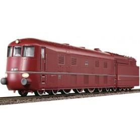 Liliput 131541 Strömlinjeformat Ånglok med tender klass 05 003 typ DR