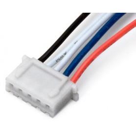 DynoMAX B9626 Kontakt 4S Li-Po balans-kontakt JSTXH* / JST-EHR 5-stift, med kabel, 1 st