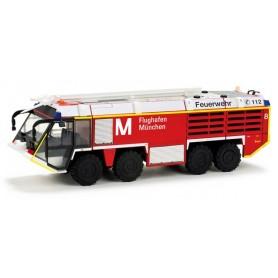 """Herpa 049474 Ziegler Z 8 airfield fire truck """"München airport"""""""