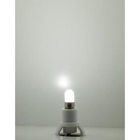 Faller 180661 Husbelysning, 12-16V, 2-fot, kall vit, LED