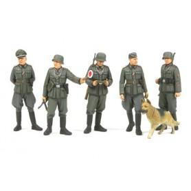 Tamiya 35320 Figurer German Field Military Police WWII