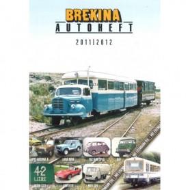 Brekina 12211 Brekina Autoheft 2011/2012