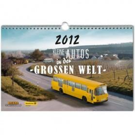 Brekina 12192 Kalender för 2012