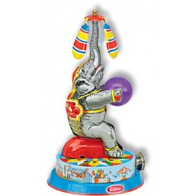 Wilesco 00720 Elefantkarusell M72