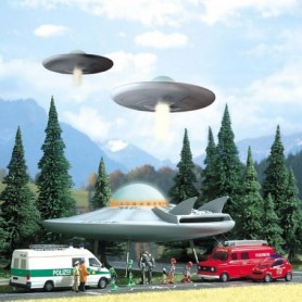 Busch 1010 UFO (unidentified flying object)