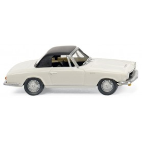 Wiking 18699 Glass 1700 GT Cabriolet, 1963