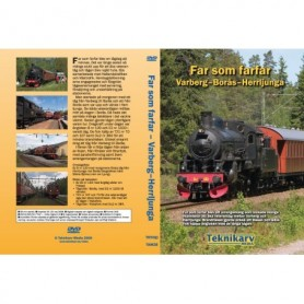 Teknikarv TAM28 Far som farfar - Varberg-Borås-Herrljunga DVD